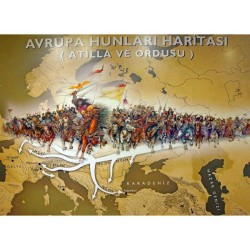 Harita - Duvar Posteri Harita 42228900