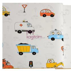 Ugepa Hello Kids - İthal Duvar Kağıdı Hello Kids J24205