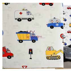 Ugepa Hello Kids - İthal Duvar Kağıdı Hello Kids J24210