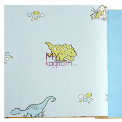 Ugepa Hello Kids - İthal Duvar Kağıdı Hello Kids J24301