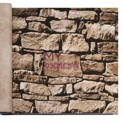 Ugepa Roll in Stones - İthal Duvar Kağıdı Roll İn Stones J45708