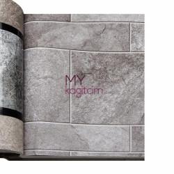Kore Mida - Kore Duvar Kağıdı Mida M7009-1
