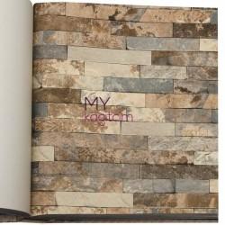 Dekor Vinil Katalog - Yerli Duvar Kağıdı Dekor Vinil 859 A