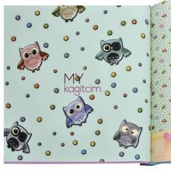 Duka Kids Collection 16,5 m2 - Yerli Duvar Kağıdı Kids Collection 15181-2