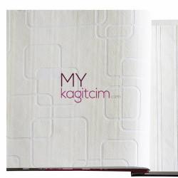 As Creation Yeni 26,5 m2 - Boyanabilir Duvar Kağıdı 2472-16(2473-15)