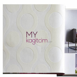 As Creation Yeni 5 m2 - Boyanabilir Duvar Kağıdı 9615-18(9501-16)