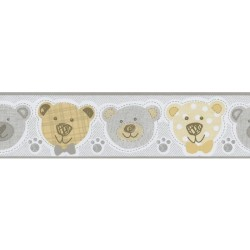 İndirimli Duvar Kağıtları - Duvar Bordür 13 cmx5mt 05577-40