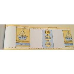 İndirimli Duvar Kağıtları - Duvar Bordur 13x5 mt 1420106