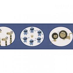 İndirimli Duvar Kağıtları - Duvar Bordür 17 cmx5mt 05684-20
