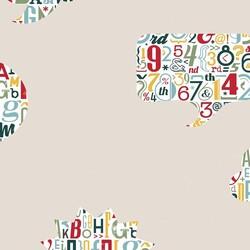 Mykagitcim Kids 5 m2 - Duvar Kağıdı Alfabe-15