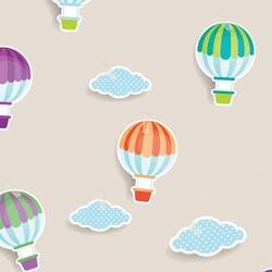 Mykagitcim Kids 5 m2 - Duvar Kağıdı Balon-09