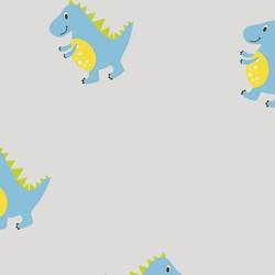 Mykagitcim Kids 5 m2 - Duvar Kağıdı Dino 01-12