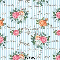 Grown Floral Collection 16,64 m2 - Duvar Kağıdı Floral Collection 5009