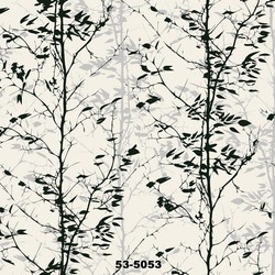 Grown Floral Collection 16,64 m2 - Duvar Kağıdı Floral Collection 5053