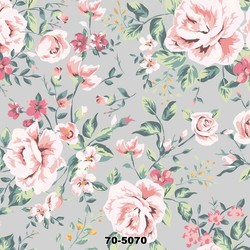 Grown Floral Collection 16,64 m2 - Duvar Kağıdı Floral Collection 5070