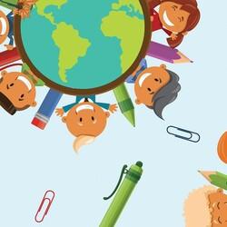Mykagitcim Kids 5 m2 - Duvar Kağıdı Haritalar-02