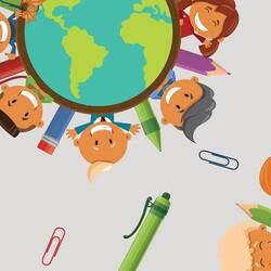 Mykagitcim Kids 5 m2 - Duvar Kağıdı Haritalar-06
