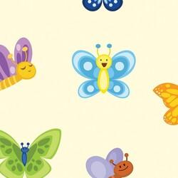 Mykagitcim Kids 5 m2 - Duvar Kağıdı Kelebek-10