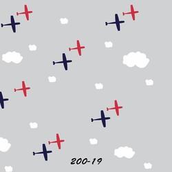 Grown Stars and Points 5m2 - Duvar Kağıdı Stars and Points 200-19