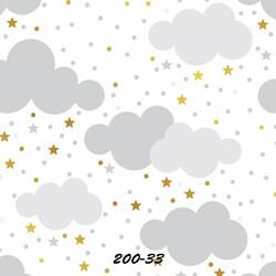 Grown Stars and Points 5m2 - Duvar Kağıdı Stars and Points 200-33