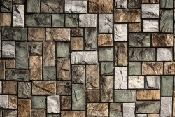 Taş - duvar posteri taş 114562555