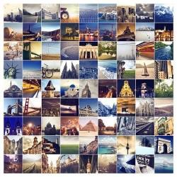 Turizm - duvar posteri turizm 115209481