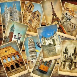 Turizm - duvar posteri turizm 142184308