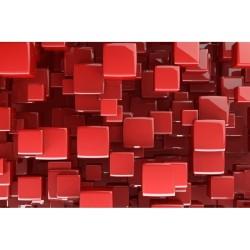 3D Tasarım - duvar posteri 3d tasarım A201-002