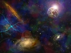 Uzay - duvar posteri uzay 47807290