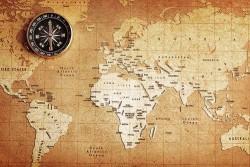Harita - duvar posteri harita 56191705