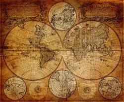 Harita - duvar posteri harita 99028514