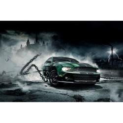 Araçlar - duvar posteri araçlar N027