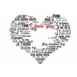 Aşk - duvar posteri aşk 42895300
