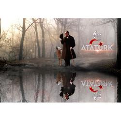 Atatürk - Duvar Posteri BB-001