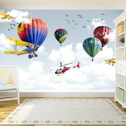 Çocuk Odası Özel Ölçü - Duvar Posteri C3-15