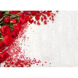 Çiçek - duvar posteri çiçek A103-027