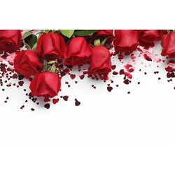 Çiçek - duvar posteri çiçek Y 328