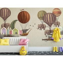 Çocuk Odası Özel Ölçü - duvar posteri çocuk TM-480