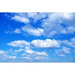 Gökyüzü - duvar posteri gökyüzü A106-011