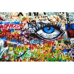Graffiti - duvar posteri graffiti A207-002