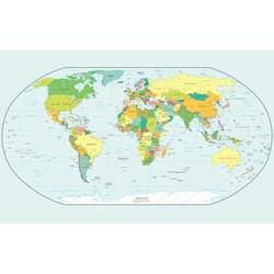 Harita - duvar posteri harita 934