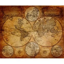Harita - duvar posteri harita A500-005