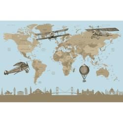 Harita - duvar posteri harita A500-013