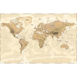 Harita - duvar posteri harita A500-014