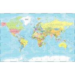Harita - duvar posteri harita A500-022