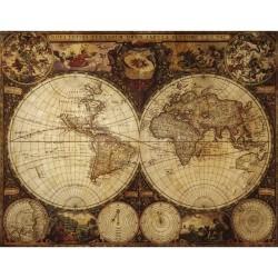Harita - duvar posteri harita n390