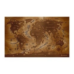Harita - duvar posteri harita N623