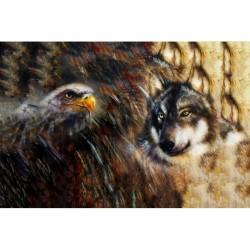 Hayvanlar - duvar posteri hayvanlar A107-018