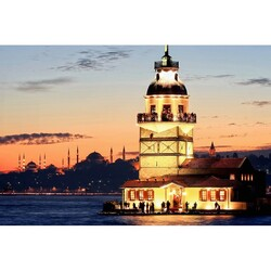 İstanbul - duvar posteri istanbul 477