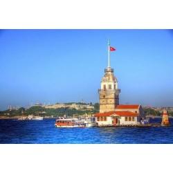 İstanbul - duvar posteri istanbul 99252794